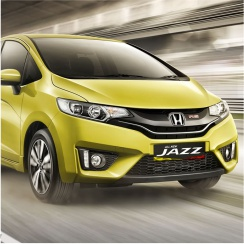 Honda All New Jazz 2014