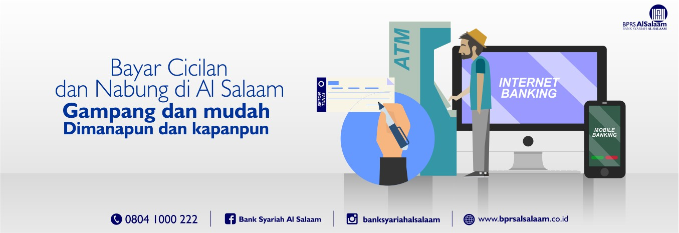 panduan transfer via virtual account bprs al salaam